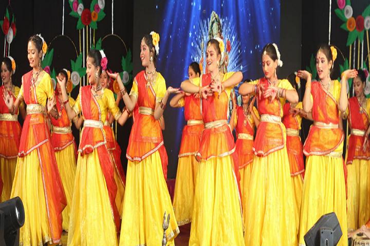 Anand Vihar School-Dance