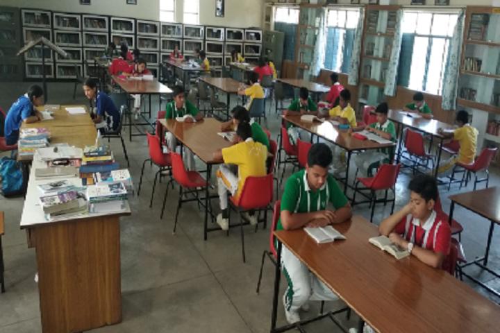 Anand Vihar School-Library