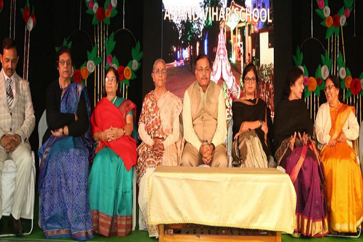 Anand Vihar School-Program