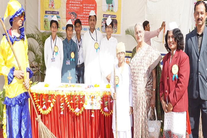 Anand Vihar School-Swachta Day