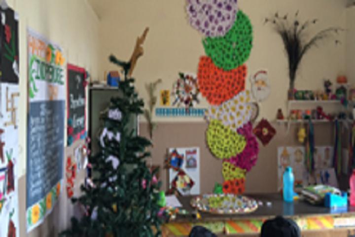 Anant Utsav School-Art Room