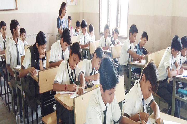 Anant Utsav School-Classroom