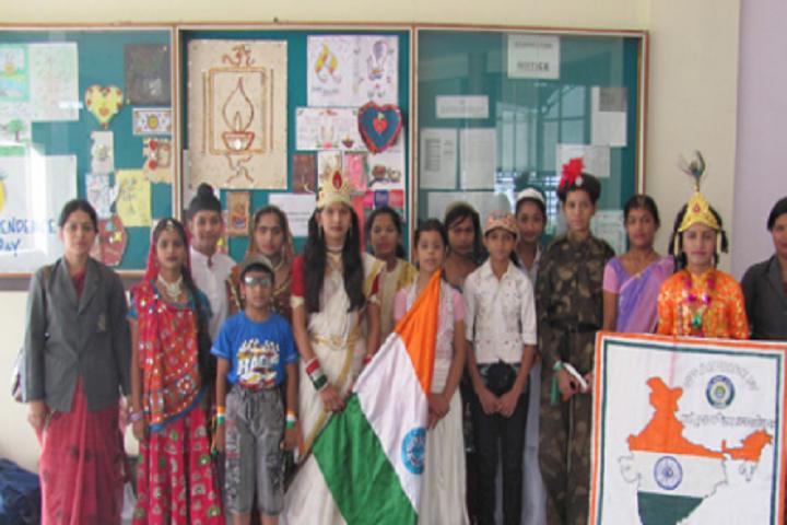 Anant Utsav School-Independence Day Celebration