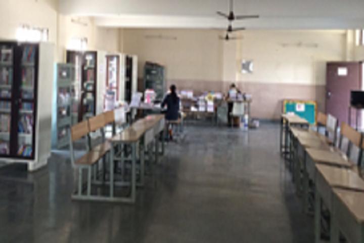 Anant Utsav School-Library