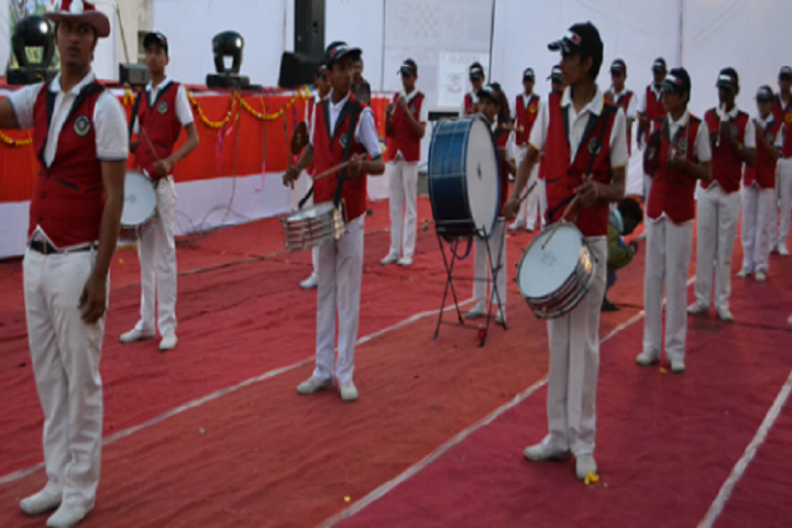 Anant Utsav School-Scouts And Guides