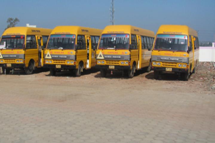 Anant Utsav School-Transport