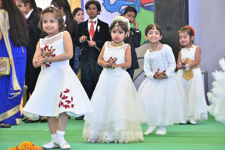 Angels Planet School-Annual Day