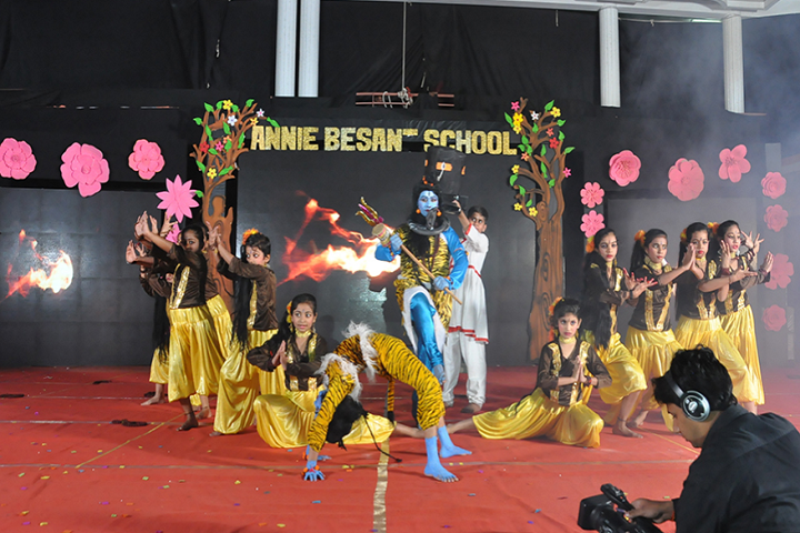 Annie Besant School-Annual Function