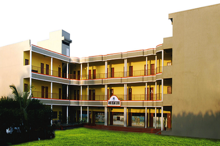 Annie Besant School-Campus View