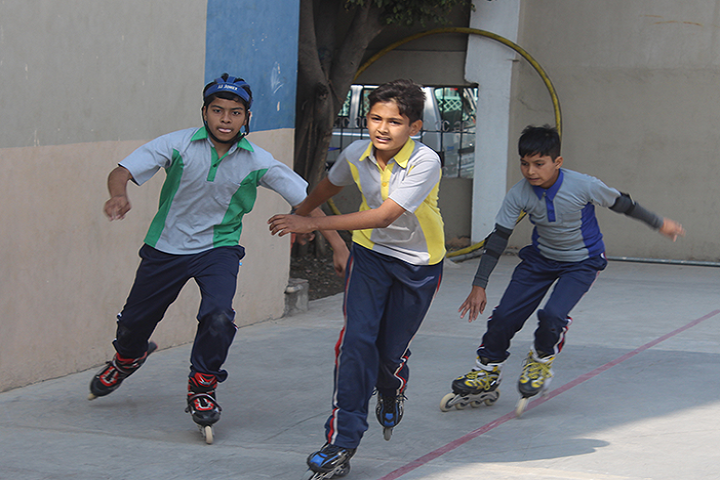 Annie Besant School-Sports