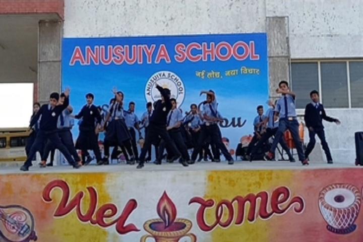 Anusuiya School-Dance