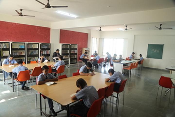 Anusuiya School-Library