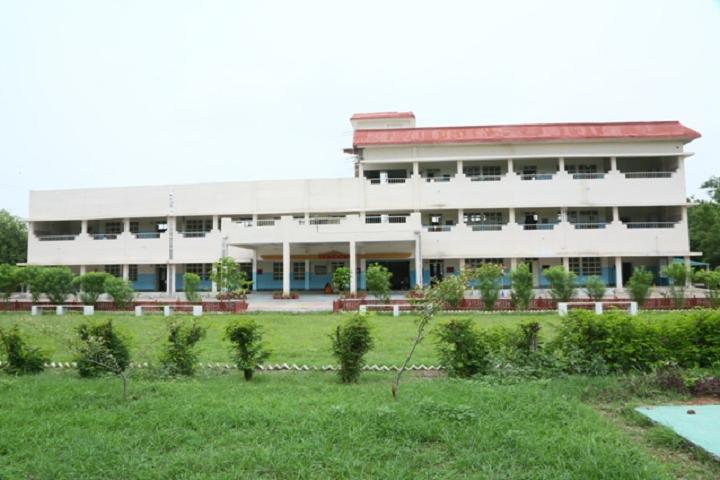 Army Public School Gwalior-Campus