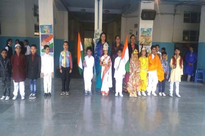 Army Public School Gwalior-Communal Harmony