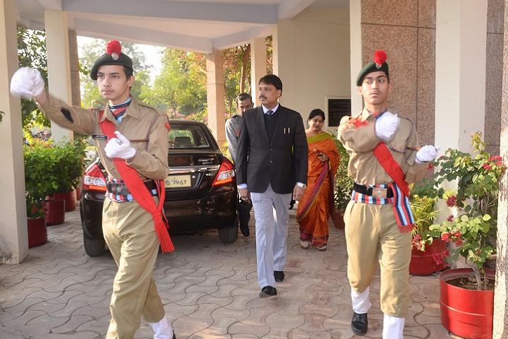 Army Public School Gwalior-Martyr Day