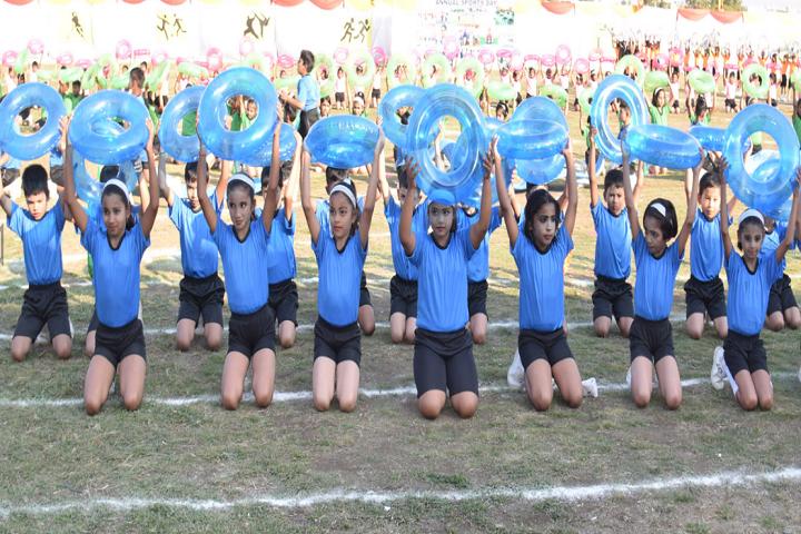 Army Public School Shivaji Nagar-Annual Sports Day