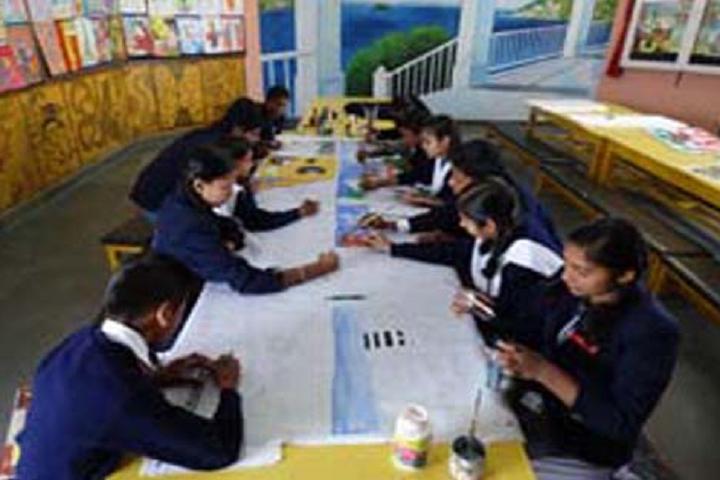 Army Public School Shivaji Nagar-Art And Craft Room