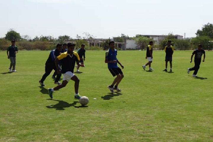 Army Public School Shivaji Nagar-Football Ground