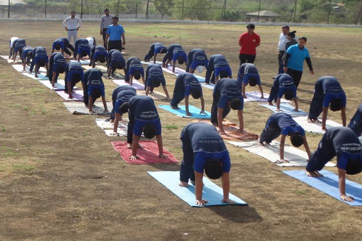 Army Public School Shivaji Nagar-Inter House Activities