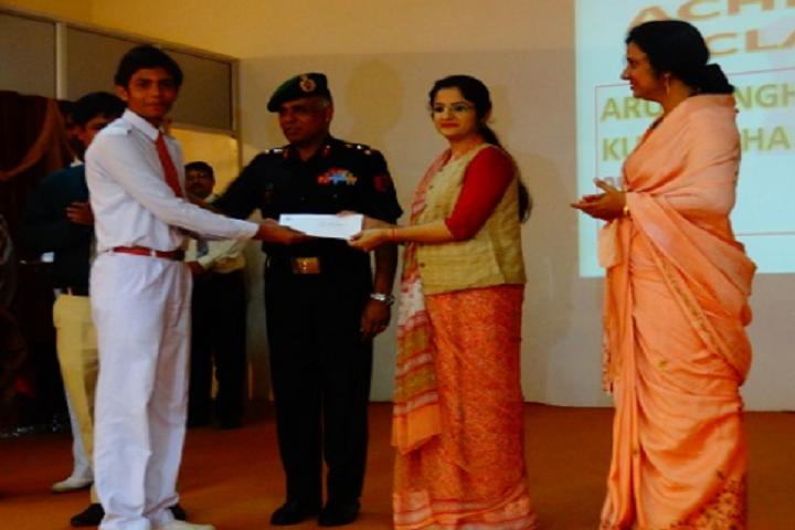 Army Public School No1-Prize
