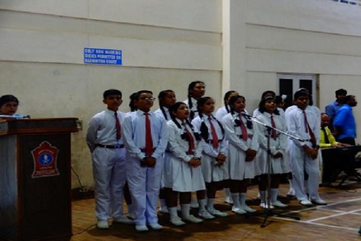 Army Public School No1-Singing