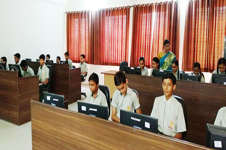 Aryan School Of Sanskar-Computer Lab