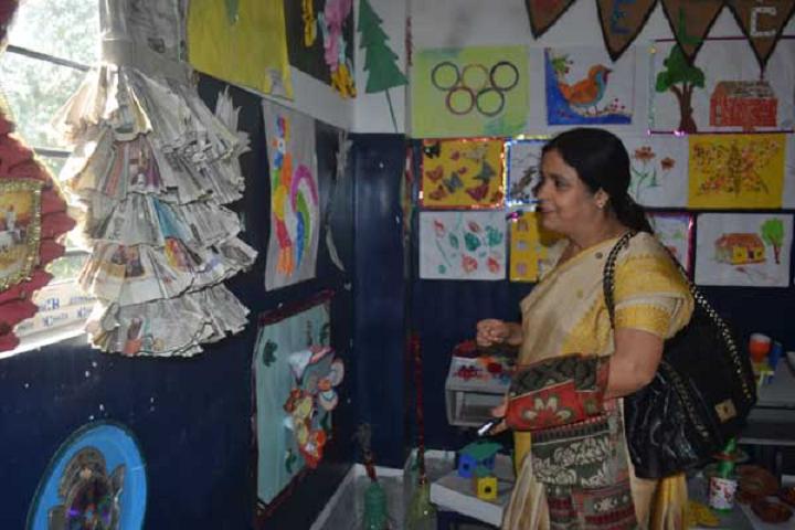 Valley View School-  Exhibition