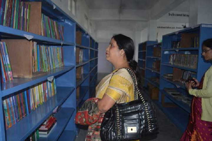 Valley View School-  Library