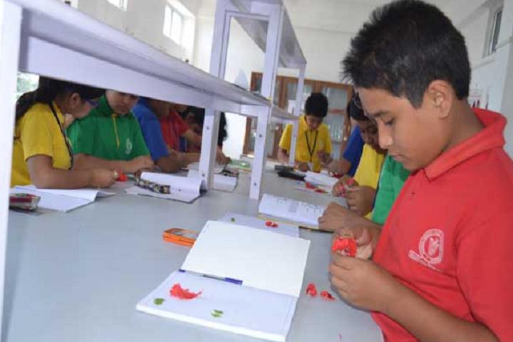 Valley View School- Activity Class