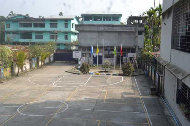 Valley View School- Play ground