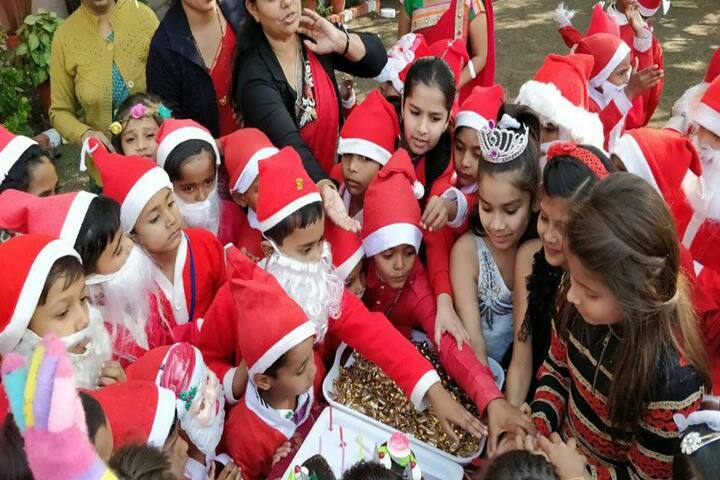 Asashas Sarafa Vidya Niketan Higher Secondary School-Christmas Celebrations