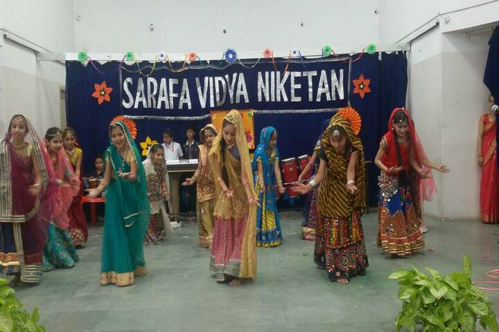 Asashas Sarafa Vidya Niketan Higher Secondary School-Dancing Activity