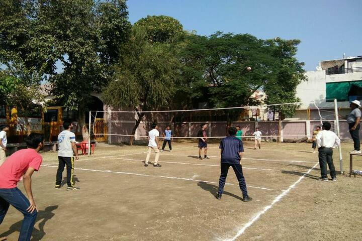 Asashas Sarafa Vidya Niketan Higher Secondary School-Play Ground