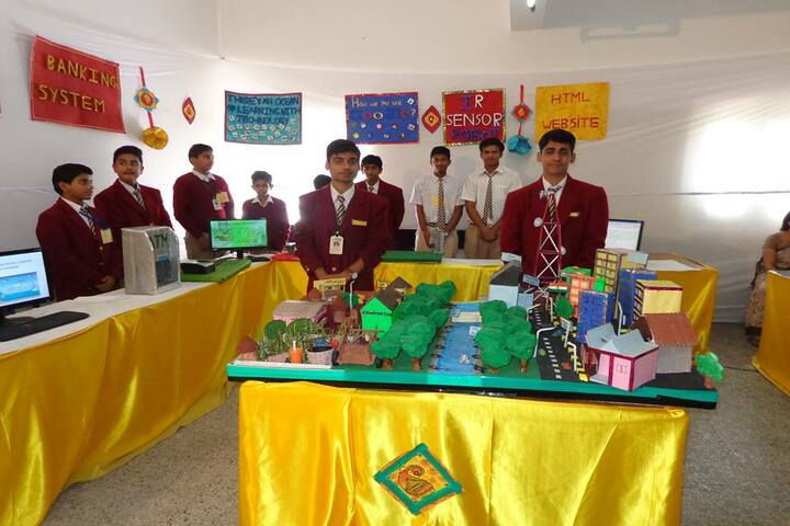 Asashas Sarafa Vidya Niketan Higher Secondary School-School Exhibition