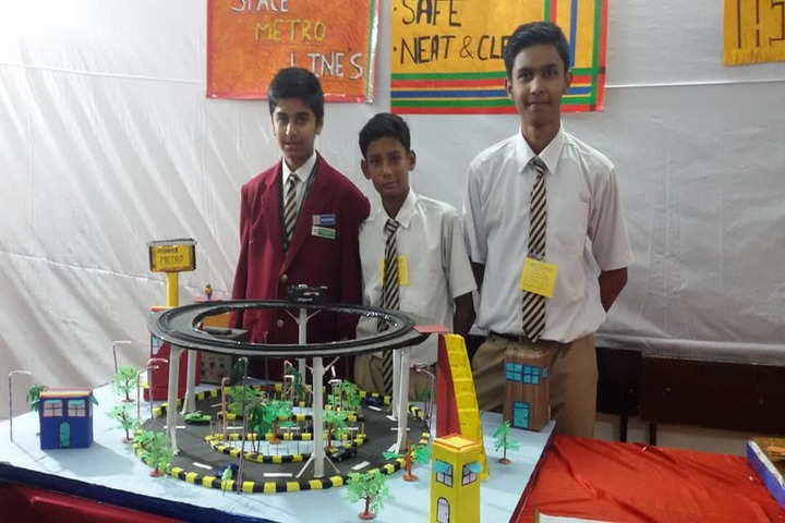 Asashas Sarafa Vidya Niketan Higher Secondary School-Science Exhibition