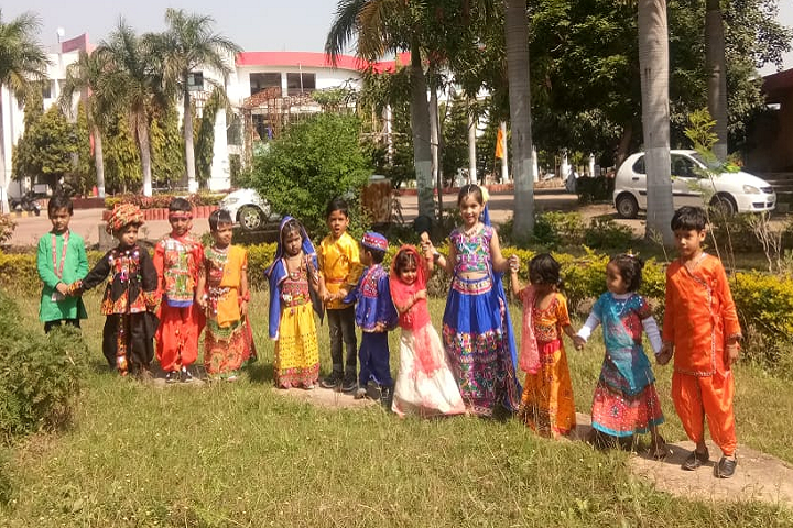 Asia Pacific International School-Garba