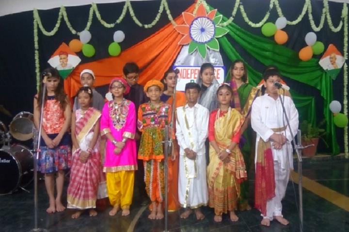 Asia Pacific International School-Independence Day