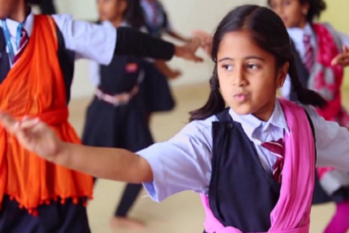 Asnani School-Dance Room