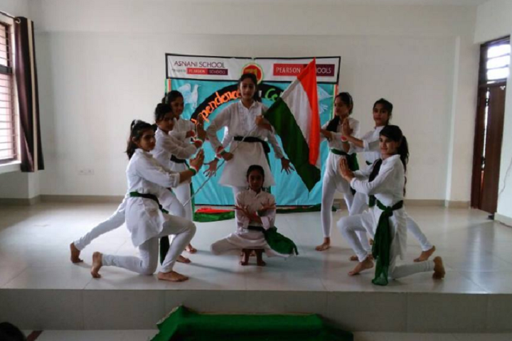 Asnani School-Independence Day