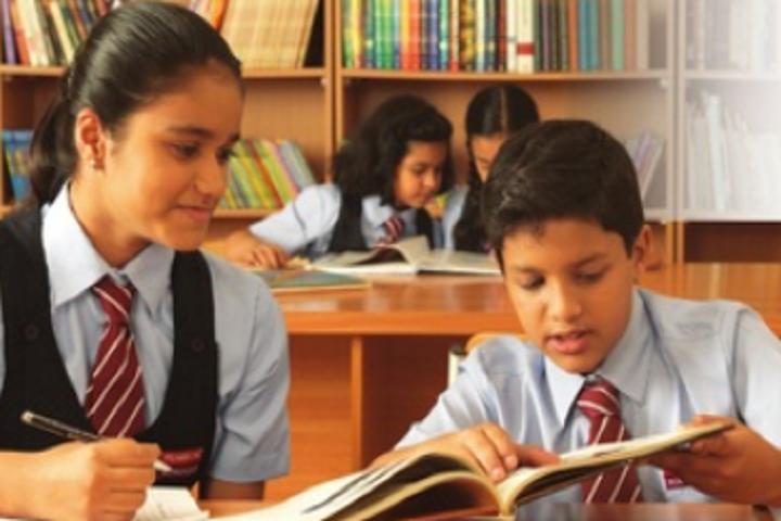 Asnani School-Library