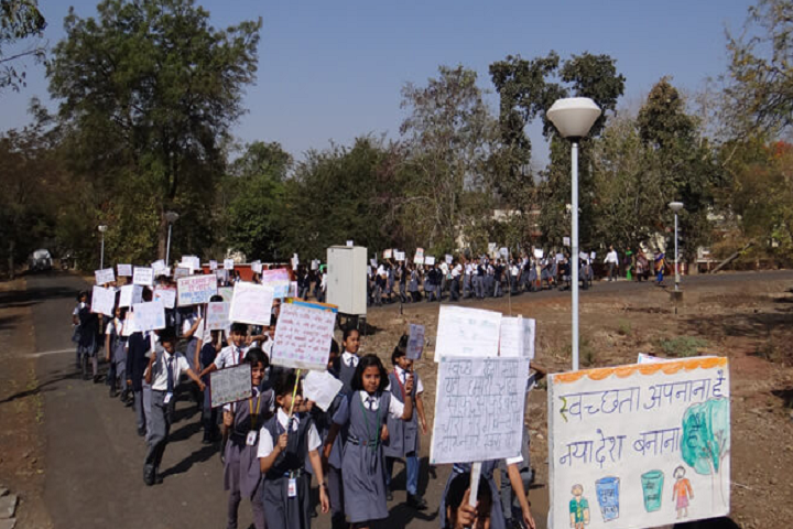 Atomic Energy Central School-Rally