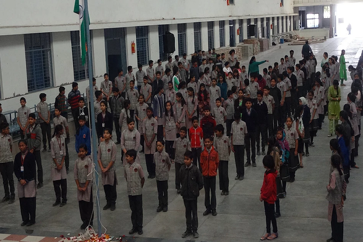 BCM Prominent School-Morning Assembly