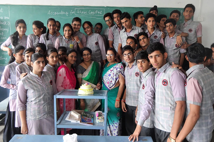 BCM Prominent School-Classroom Activity