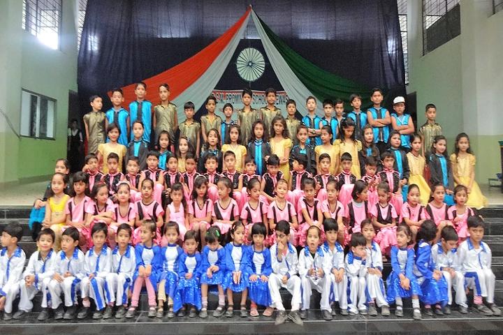 BCM Prominent School-Investiture Ceremony