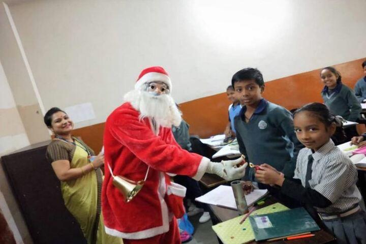 B.P.Children Public School-Christmas Celebrations