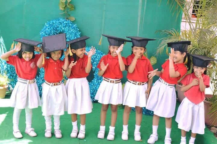 B.P.Children Public School-Graduation Day