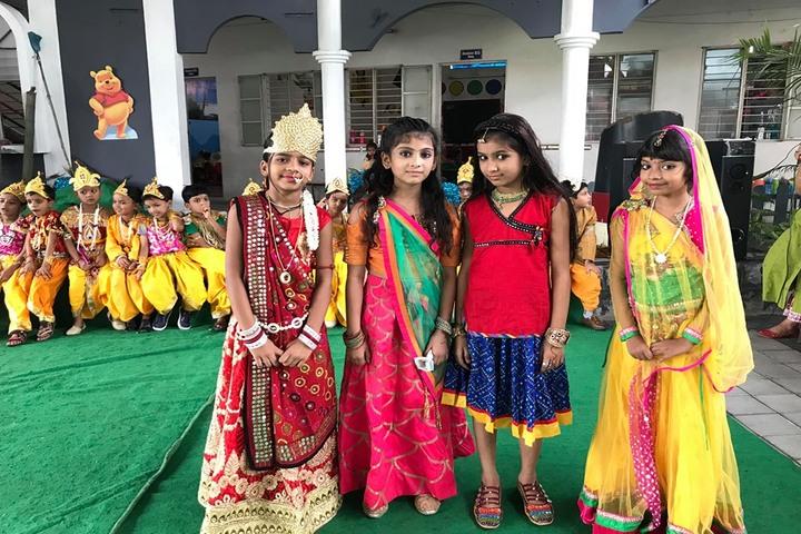 B.P.Children Public School-Krishnastami Celebrations