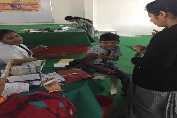 B.P.Children Public School-Medical Facility