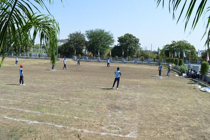 B.P.Children Public School-Play Ground