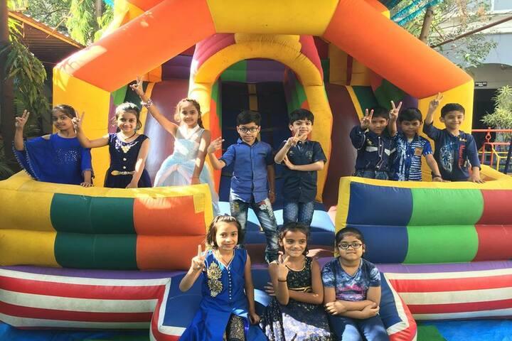 B.P.Children Public School-School Picnic